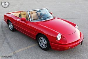 Alfa Romeo Spider S4-Nacional Maio/90 - à venda - Ligeiros
