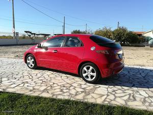 Honda Civic sport Fevereiro/08 - à venda - Ligeiros