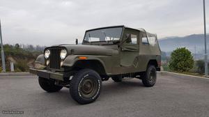 Jeep Willy CJ6 Nacional -  Maio/80 - à venda - Pick-up/