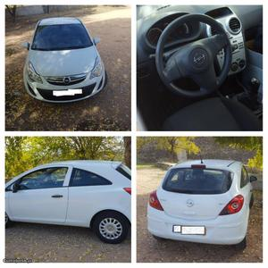 Opel Corsa 1.3 Cdti Setembro/13 - à venda - Comerciais /