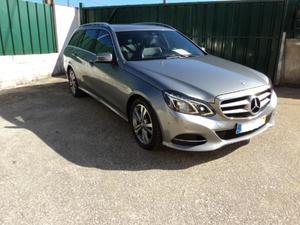 Mercedes-Benz Classe E Bluetec Avantgard station