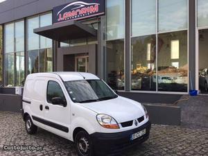 Renault Kangoo 1.5 dci confort Agosto/06 - à venda -
