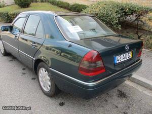 Mercedes-Benz C  muito bom d tudo Novembro/95 - à