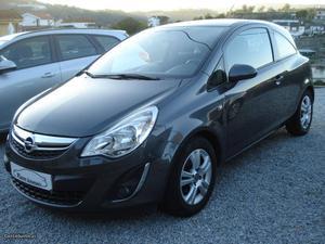 Opel Corsa 1.3CDTi Enjoy (95cv) Setembro/12 - à venda -