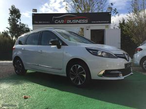Renault Grand Scenic Bose Edition Abril/15 - à venda -
