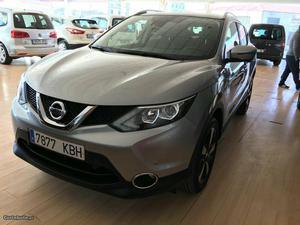 Nissan Qashqai n connecta Setembro/17 - à venda - Ligeiros