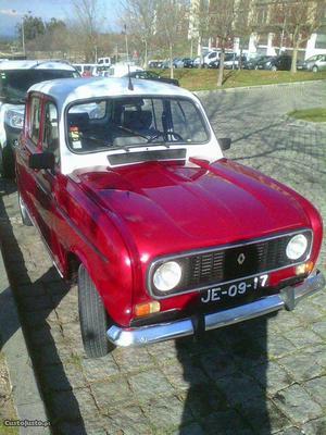 Renault 4l gtl Junho/85 - à venda - Ligeiros Passageiros,