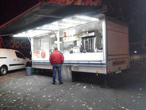 Roullotte bar Julho/03 - à venda - Autocaravanas, Braga -