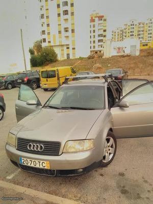 Audi A6 audi a6 19 tdi Fevereiro/02 - à venda - Ligeiros