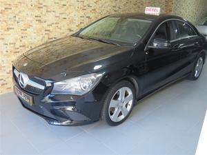 Mercedes-Benz Classe CLA 200 CDi Aut. (136cv) (4p)