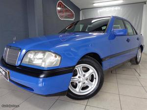 Mercedes-Benz C 250 TD Esprit ATP TOUR Julho/96 - à venda -
