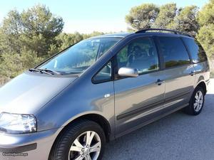 Seat Alhambra 1.9 TDI 85KW Confort Julho/08 - à venda -