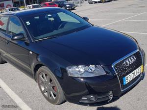 Audi A3 Audi A3 2.0TDIS-line Junho/07 - à venda - Ligeiros