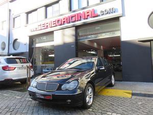 Mercedes-Benz Classe C C 220 CDi Avantgarde (143cv)