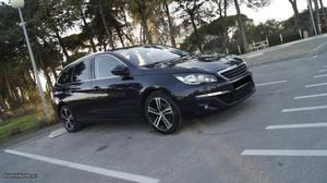 Peugeot Hdi Alure 120cv Novembro/14 - à venda -