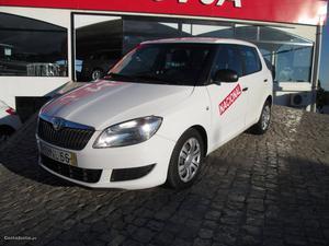 Skoda Fabia van 1.2 tdi act plus Dezembro/12 - à venda -