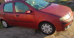 Fiat Punto Fiat Punto 16v Janeiro/00 - à venda - Ligeiros