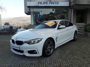 BMW 420 D Gran Coupé Pack M Maio/17 - à venda - Ligeiros