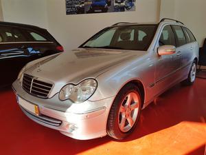 Mercedes-Benz Classe C C 220 CDi Avantgarde Aut.