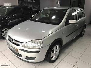 Opel Corsa 1.2 Enjoy AC 5P Maio/04 - à venda - Ligeiros