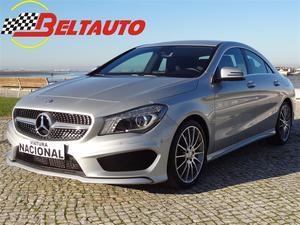 Mercedes-Benz Classe CLA 220 CDi AMG Line Aut. (170cv)