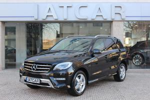 Mercedes-Benz Classe M ML 250 Bluetec 4 Matic AMG
