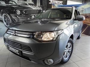 Mitsubishi Outlander PHEV 4WD Instyle Navi + (121cv)