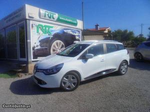 Renault Clio sport tourer 90cv Maio/13 - à venda - Ligeiros