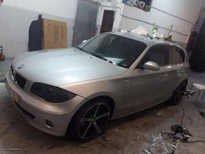 BMW 120 sport Agosto/06 - à venda - Ligeiros Passageiros,
