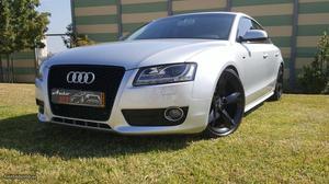 Audi A5 sportback 2.0TDI 170 Outubro/09 - à venda -