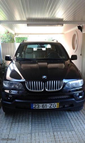 BMW X5 E cv Dezembro/04 - à venda - Ligeiros