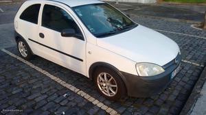 Opel Corsa di Abril/01 - à venda - Comerciais / Van,