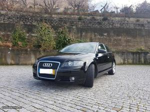 Audi A3 NACIONAL Setembro/07 - à venda - Ligeiros