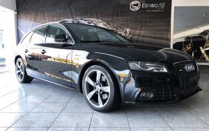 Audi A4 S-Tronic Nacional