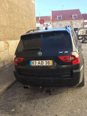 BMW X3 sport Junho/05 - à venda - Monovolume / SUV, Beja -