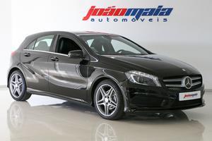 Mercedes-Benz Classe A 180 CDi AMG Line (Bi-Xénon)