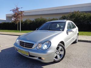 Mercedes-Benz Classe C C 220 CDi Classic (143cv) (4p)