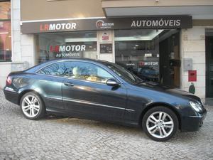 Mercedes-Benz Classe CLK CLK 220 CDi Avantgarde Aut.
