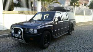 Opel Campo 4x2 2.5d Isuzu Janeiro/94 - à venda - Ligeiros