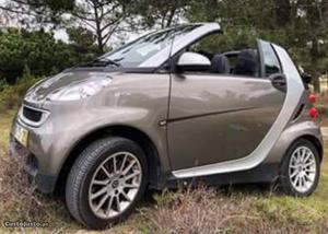 Smart Cabrio 1.0 MHD Junho/10 - à venda - Descapotável /