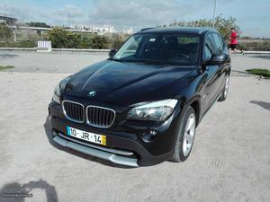BMW X1 18d sDrive Agosto/10 - à venda - Monovolume / SUV,