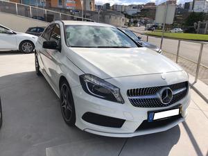 Mercedes-Benz Classe A 180 CDi BlueEfficiency AMG Line