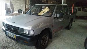 Opel Campo 2.5D 4x2 Junho/93 - à venda - Comerciais / Van,