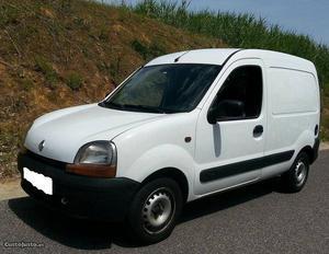 Renault Kangoo d55 Setembro/01 - à venda - Comerciais /