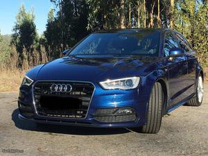 Audi A3 2.0 TDI S LINE Outubro/13 - à venda - Ligeiros