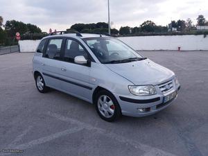 Hyundai Matrix CRDI Dezembro/02 - à venda - Ligeiros