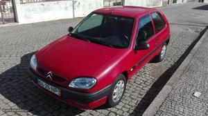 Citroën Saxo 1.5 D Maio/99 - à venda - Comerciais / Van,