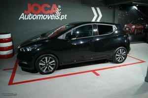 Nissan Micra 0.9 IG-T Acenta GPS Agosto/17 - à venda -