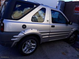 Land Rover Freelander sport Novembro/00 - à venda -