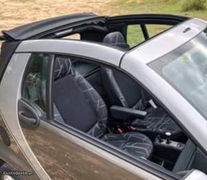 Smart Cabrio 1.0 MHD Outubro/10 - à venda - Descapotável /